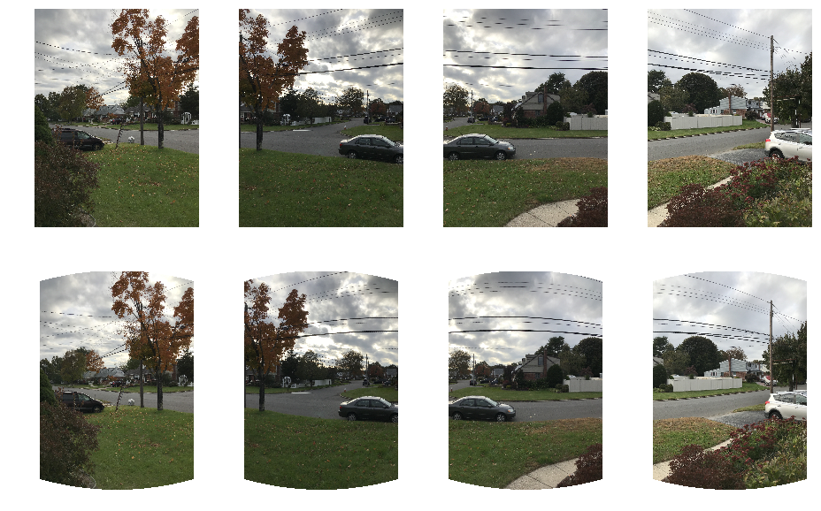 Cylindrical image warping for panorama stitching | More Than Technical